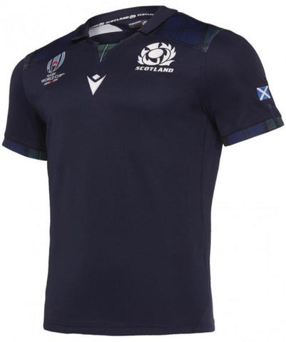 Scotland RWC 2019 Home jersey