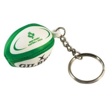 Ireland Gilbert Rugby Ball KEYRING