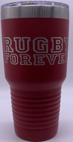 Premium RUGBY FOREVER Water bottle / tumbler