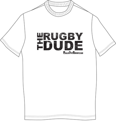 The Rugby Dude T shirt & Hoodie