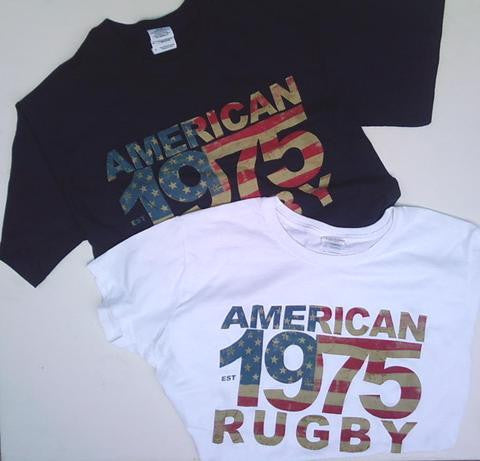 American Rugby 1975 T