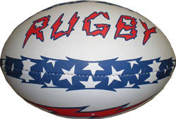 SALE Rugby 'Bolt' Ball Size 3