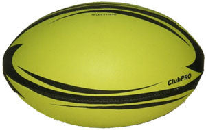 Fluro Rugby Ball