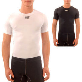Canterbury of New Zealand IonX Baselayer Essentials Hot S/S Top