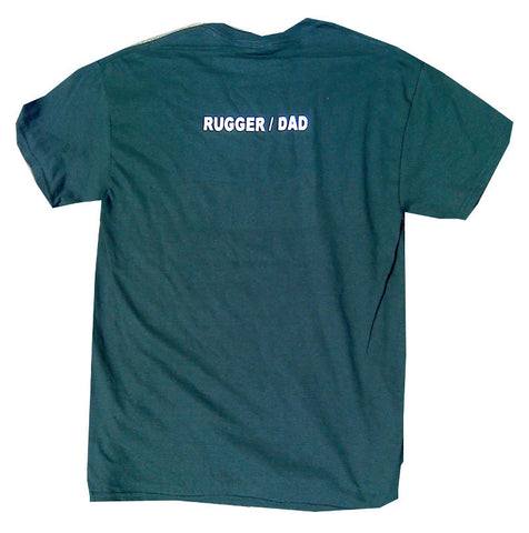 DAD / RUGGER T-shirt- INTRO PRICE