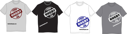 PROUD Rugby Dad Stamp shirt