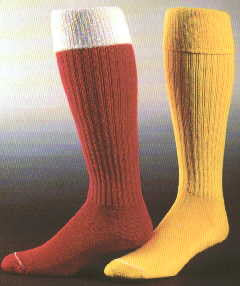 Rugby Socks - solid color
