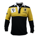 Guinness® Mustard & Black Jersey Rugby Jersey INTRO PRICE