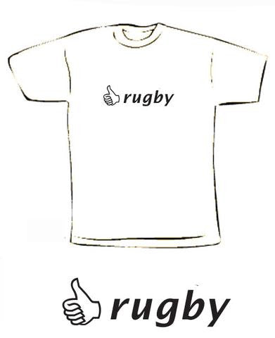 'Like' Rugby T