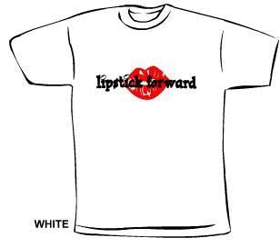 Lipstick Forward T