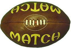 Leather Match Ball