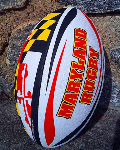 Maryland Women's Rugby Ball