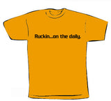 Ruckin on the daily t-shirt