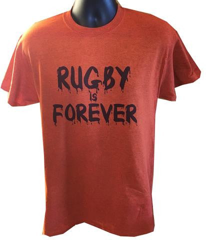 RUGBY is FOREVER T