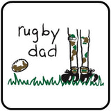 Rugby Dad T