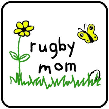 Rugby Mom- Original Old School