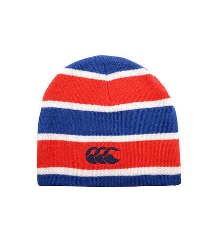 RWC 2015 Hooped Stripe Beanie