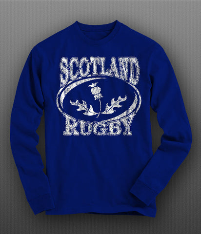 Scotland Distressed Sweatshirt