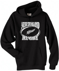 New Zealand Rugby Hoodie / Sweatshirt