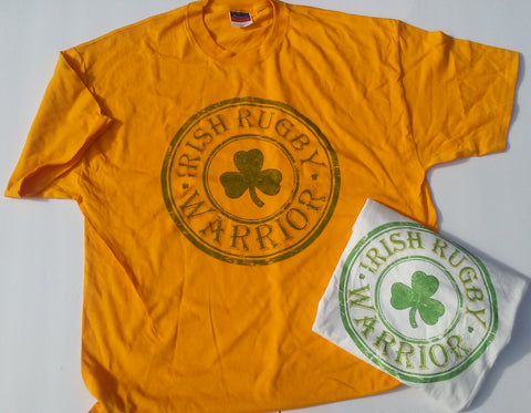 Irish Rugby Warrior T