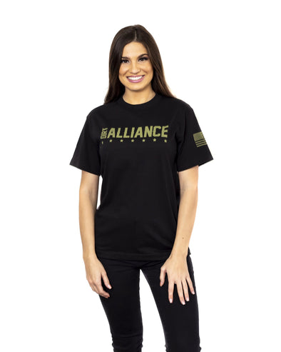 Dirt Alliance New Patriot T-Shirt - Black
