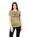 Dirt Alliance Unified Women's T-Shirt - Army Green