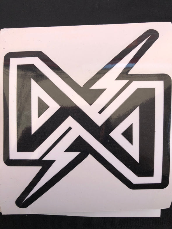 Dirt Alliance Lightning Slap Sticker