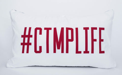 CTMPLife Pillow