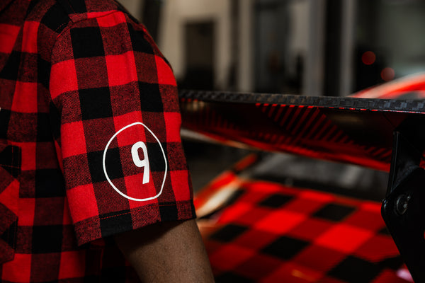 Team Shirt - Plaid 2019