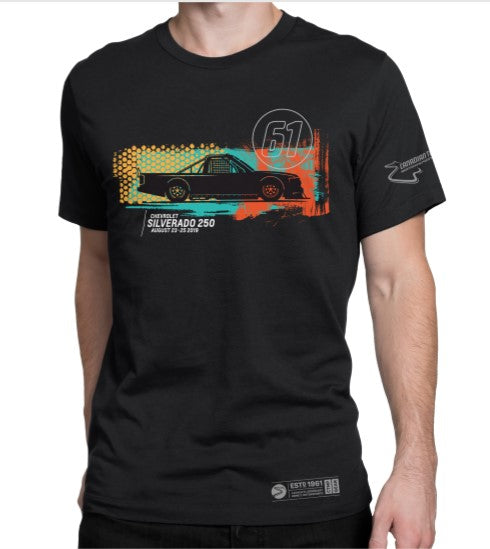 2019 Chevrolet Silverado 250 Event T-shirt