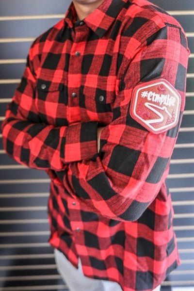 #CTMPLife Flannel