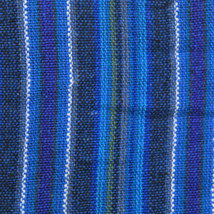 (Medium) Purple with Blue and Black Stripes 0184