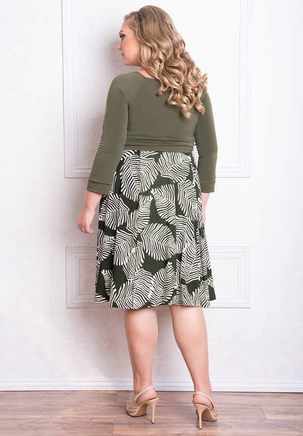 bellisimadress_olive_green