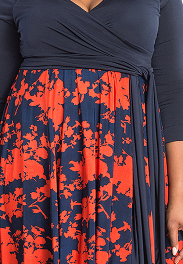 bellissimadress_blossom_blue_orange