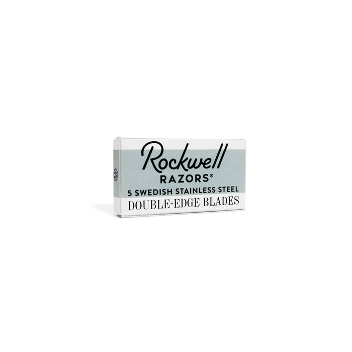 Rockwell Razor Blades - Package Of 20 Blades (Case pack of 6)