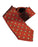 Fine Accoutrements Orange Mug Tie (100% Silk)