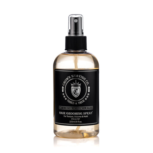 Crown Shaving Hair Grooming Spray 225 mL/ 8 fl oz