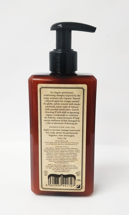 CPF-441727 Captain Fawcett's Expedition Reserve Shampoo(250ml/8.45oz)