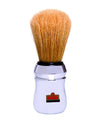 Omega Chrome 100% Pure Boar Bristle Shaving Brush