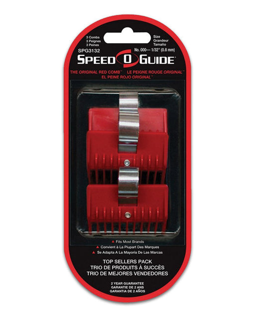 "Speed-O-Guide 0 Guide Comb for 3/16"" length"