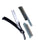 Vincent Professional Combo Razor - Black Handle