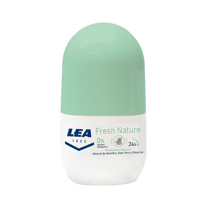 Lea Deo Roll On Mini Fresh Nature (20 ml) Pack of 12