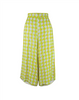 Kamilia Electric Sunshine Culotte Front View