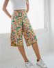Kamilia Wonderland Culotte On Model
