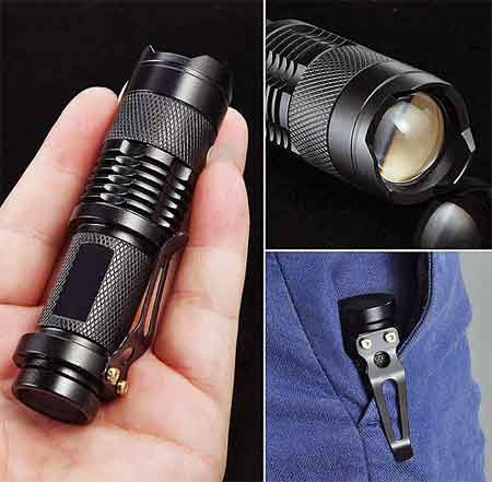 HQ Small Flashlight
