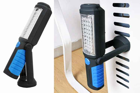 Battery Powered Lamp