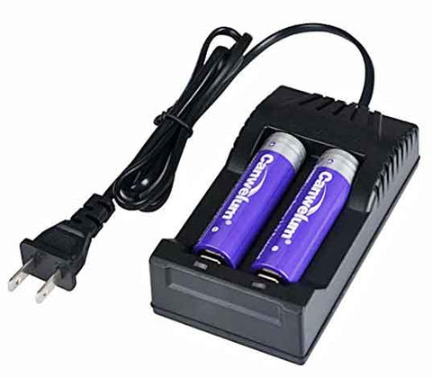 Canwelum Battery and Charger