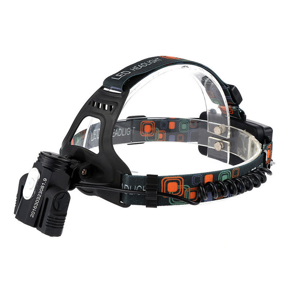Brightest Headlamp. Uses Three T6 LEDs for maximum Light Output. Switch Mode: High, Medium and Low.  Durable Weather Resistant Aluminum Housing.  $ Savings Value Options Available.