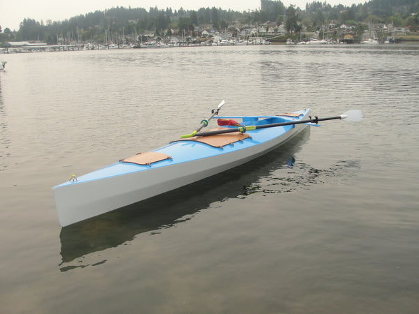 Featured Boatbuilder: Jerry Hackett builds the Expedition Rowboat