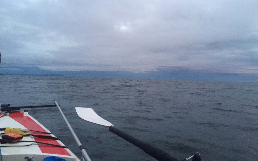 R2AK Day 13 - Alaska in Sight,  Going Through the Night